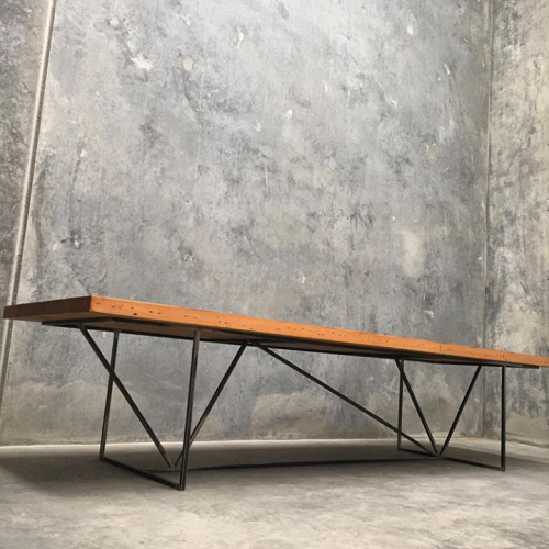 Industrialist Dining Table (1)