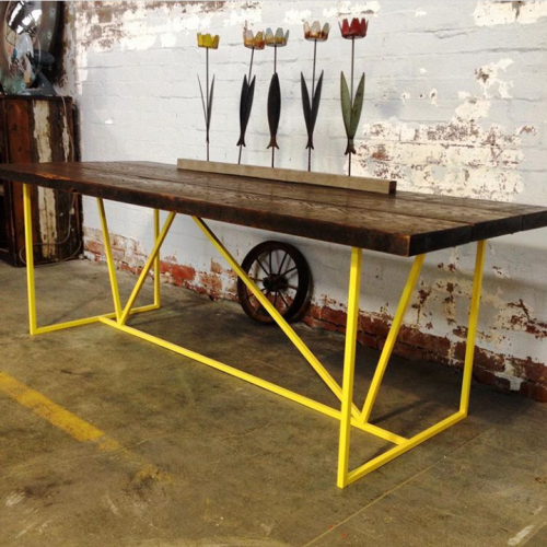 Industrialist Dining Table (2)